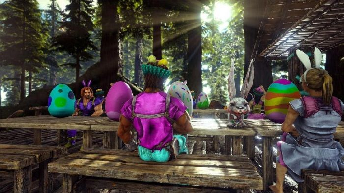 Ark: Survival Evolved's Eggcellent Adventure Event Goes Live Today