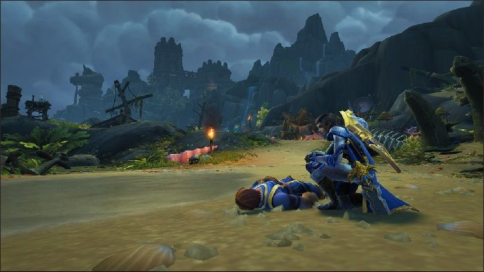 World of Warcraft Outlines New Starting Experience with Shadowlands