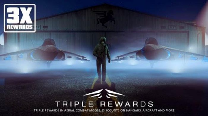 Earn Triple Rewards in GTA Online
