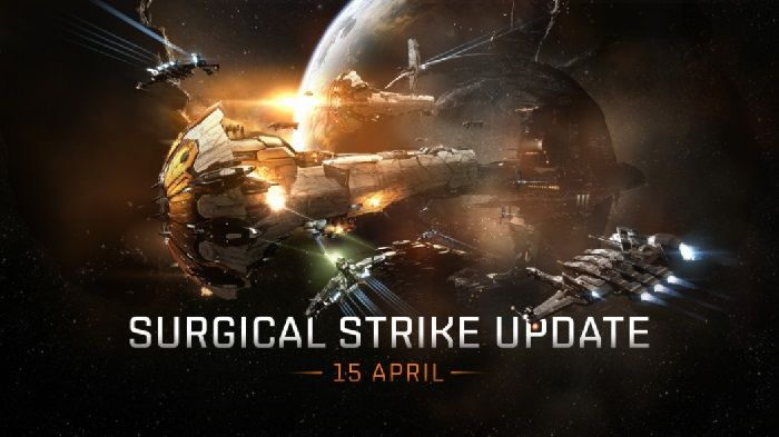 Surgical Strike Coming to EVE Online April 15