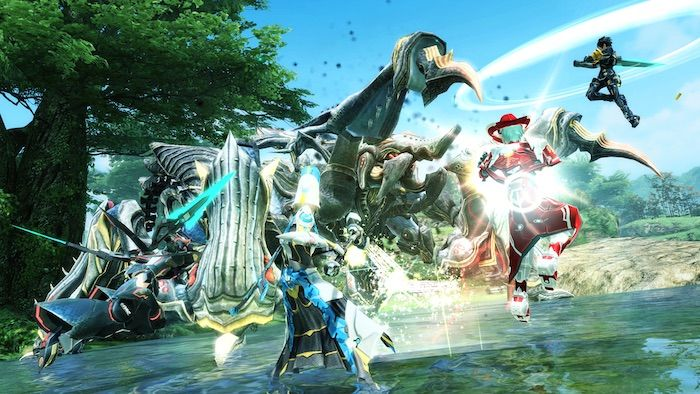 Phantasy Star Online 2 Live on Xbox One, Launches on PC in May Exclusively on Microsoft Store