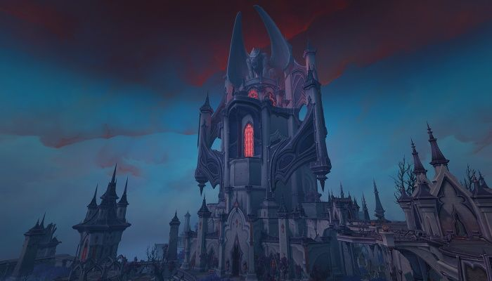 World of Warcraft Shadowlands Preview Looks at Revendreth and the Venthyr Covenant