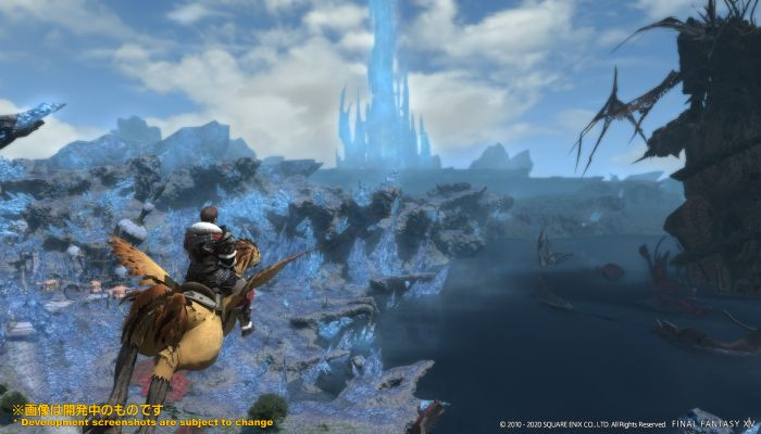 Final Fantasy XIV Patch 5.3 Sees New NieR Cross-Over, Streamlines A Realm Reborn Quests