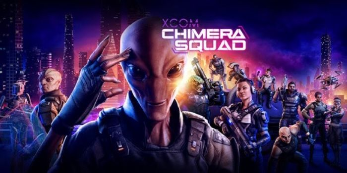 XCOM: Chimera Squad Now Available on Steam