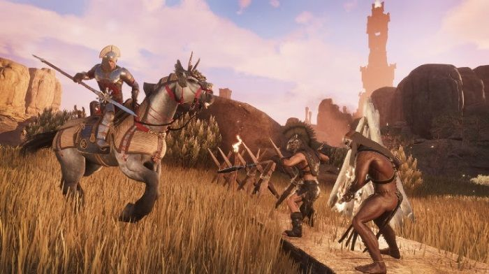 Age of Conan: Unchained Receives Onslaught Update