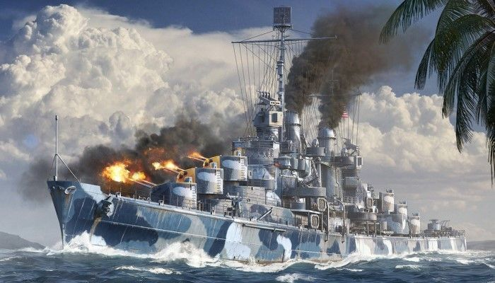 World of Warships Hosting In-Game Parade Commemorating WWII Anniversary