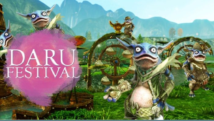 Daru Festival Underway in ArcheAge