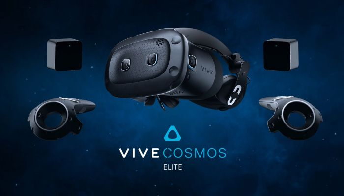 HTC Vive Cosmos Elite Review: HTC's Highest-End