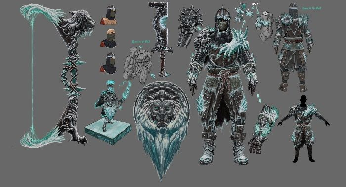 Path of Exile Interview Shares Details on Creating Concept Art