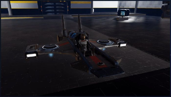 The Speeder is Undergoing Changes in Dual Universe
