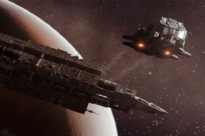 Here's What's New in Elite: Dangerous Fleet Carrier Beta 2