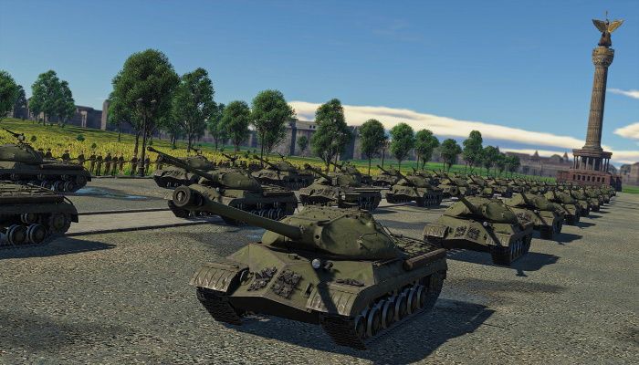 War Thunder Celebrating 75th Anniversary Of The End Of World War 2 With In Game Parade