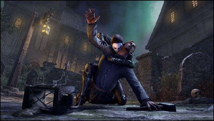 Here Are the Changes Coming to ESO's Vampire Skill Line with Greymoor and Update 26