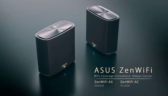 ASUS ZenWiFi AX6600 XT8 Wireless Router Review
