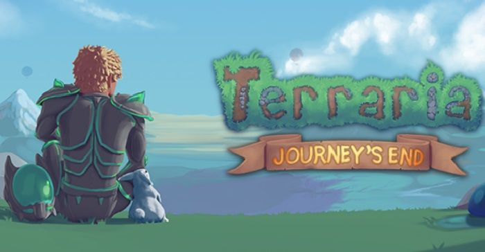 Journey's End, Last Major Terraria Content Update, Out Now on PC