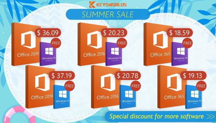 Summer Sale: Get Windows 10 Totally Free (SPONSORED)