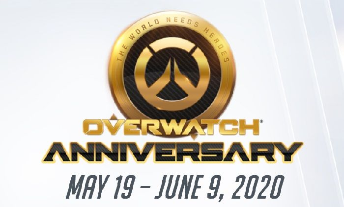 Overwatch Anniversary Event Now Live