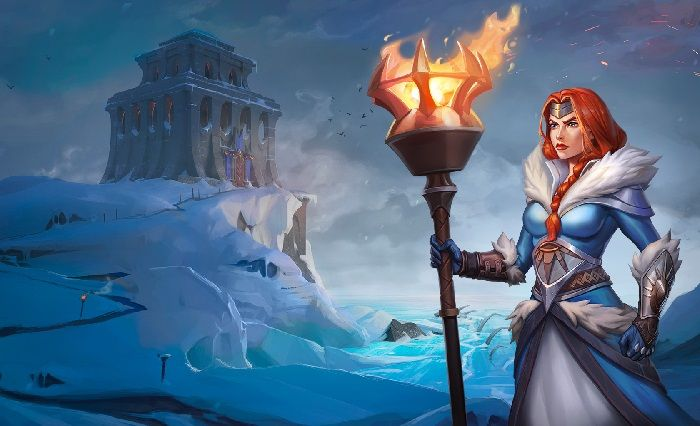 New AA Survival Action RPG, Frozen Flame, Hits Early Access This Fall