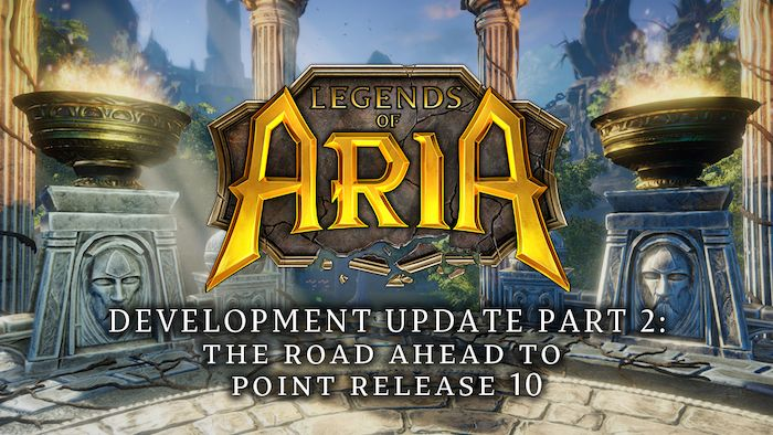 Legends of Aria Looks Ahead to Point Release 10
