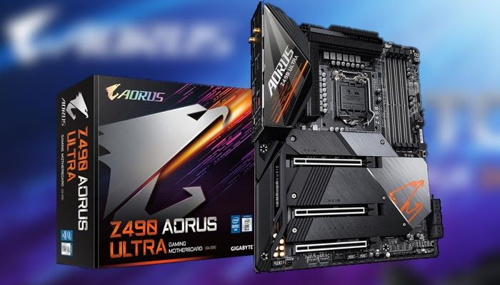 Gigabyte Z490 AORUS ULTRA Review