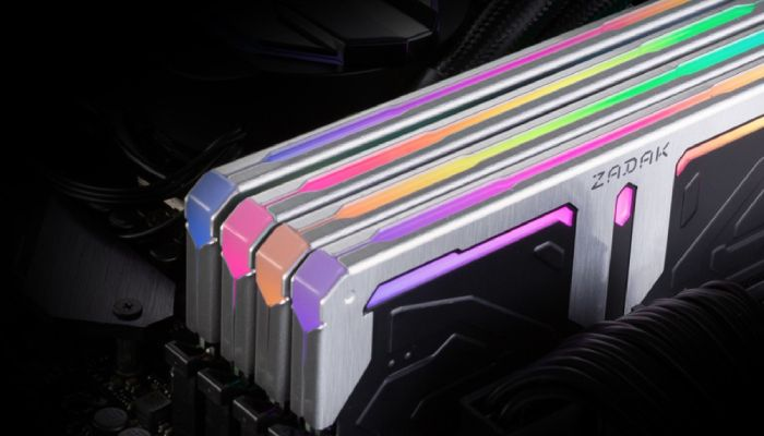 ZADAK Spark RGB DDR4-3200 Review