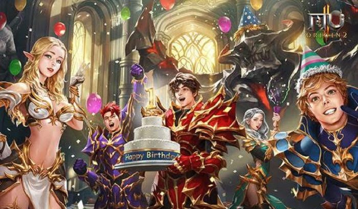 MU Origin 2 Marks 1st Anniversary with Special Events