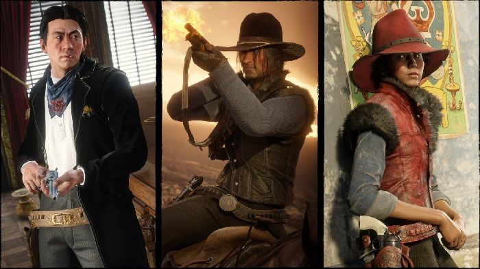 Receive a Free Tarot Card Map in Red Dead Online This Week