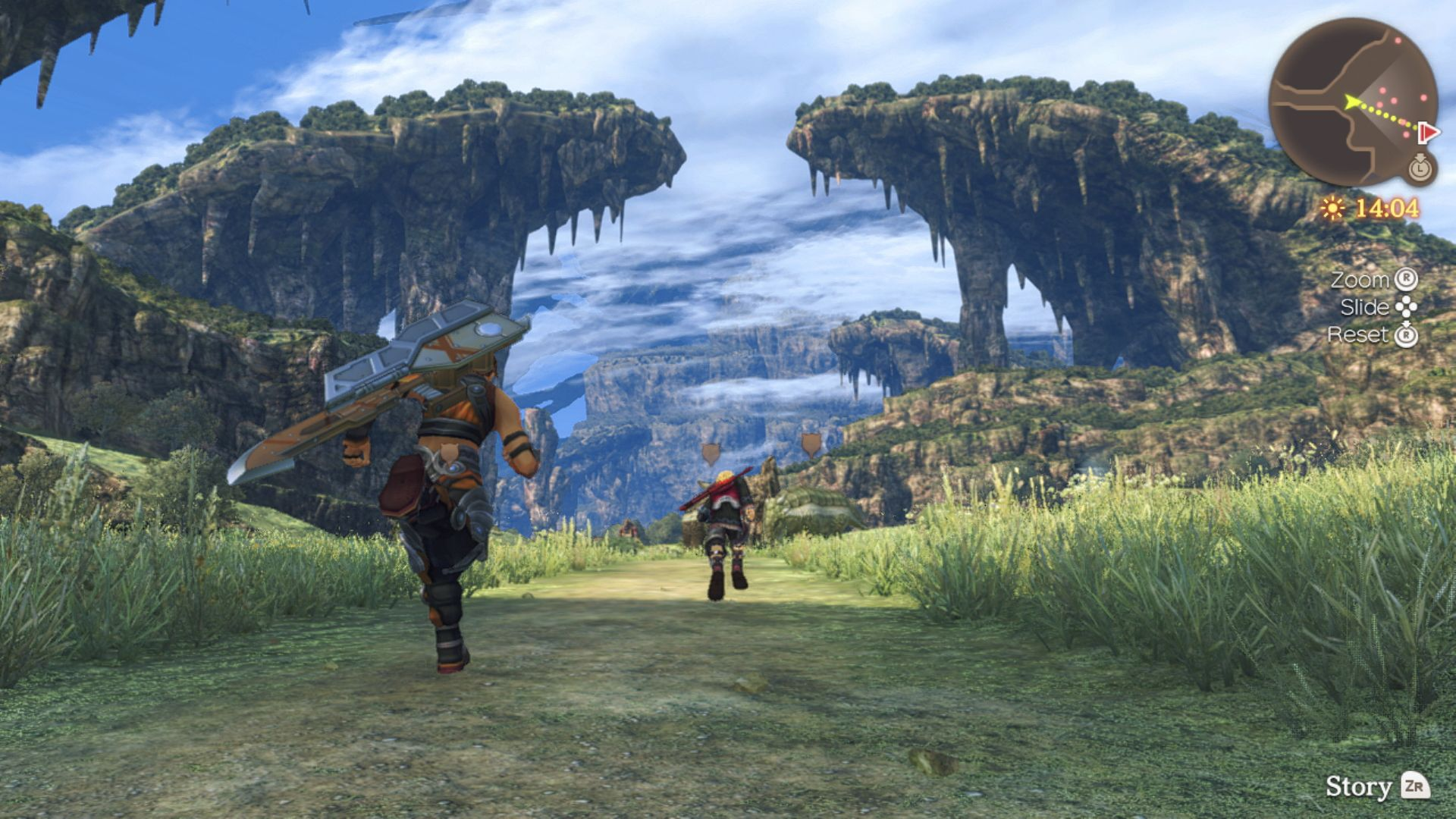The RPG Files: Xenoblade Chronicles Definitive Edition Review