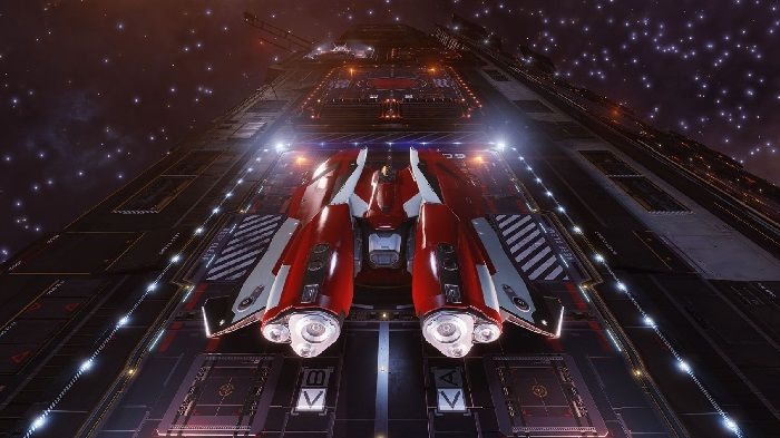 Elite: Dangerous' Fleet Carriers Update Goes Live June 9