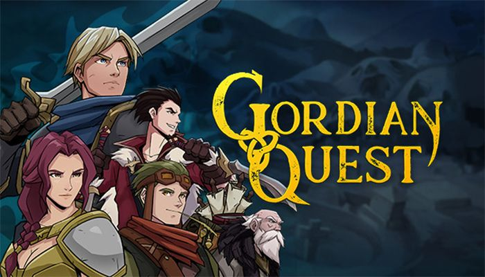 Gordian Quest: It's a Good Time to be a Roguelite Deckbuilder Fan