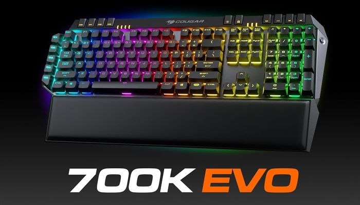 Cougar 700K EVO Mechanical Keyboard Review