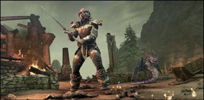 ESO Live Today Runs Through New Greymoor Trial, Kyne's Aegis