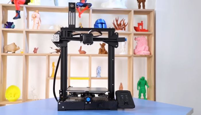 Creality Ender-3 V2 DIY 3D Printer Makes Printing At Home Easier (SPONSORED)