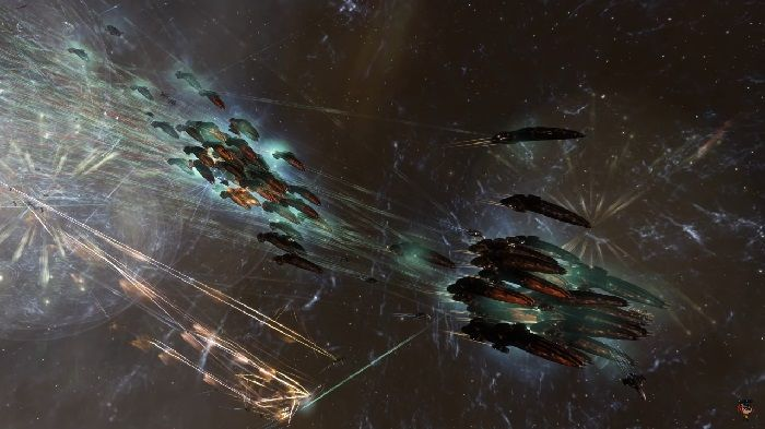 EVE Online's Triglavian Invasion is Turning Hisec Systems into Lowsec