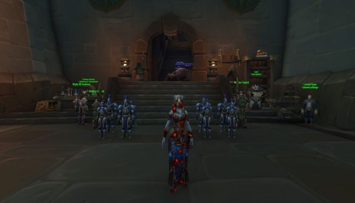World of Warcraft: Corruption, An Interesting Idea Which Cause A Lot Of Headaches