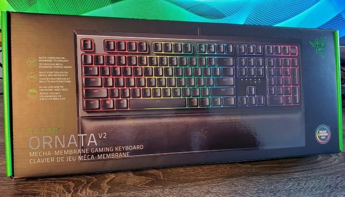 Razer Ornata V2 Keyboard Review