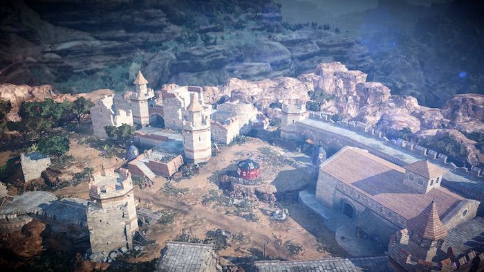 Black Desert Mobile Adds New Region, Raises Level Cap