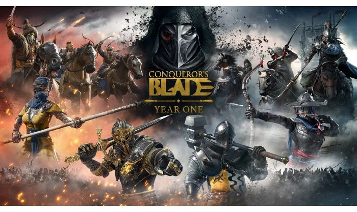 Conqueror's Blade Celebrates Anniversary with Special Event
