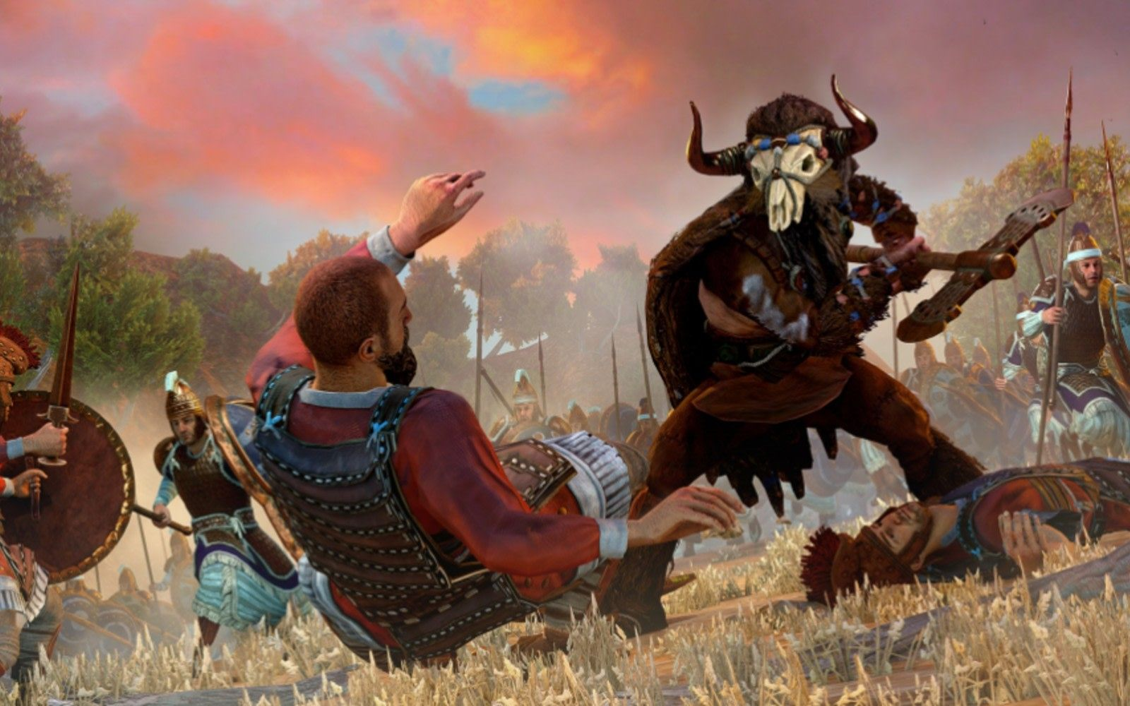 Interview with a Developer - A Total War Saga: TROY