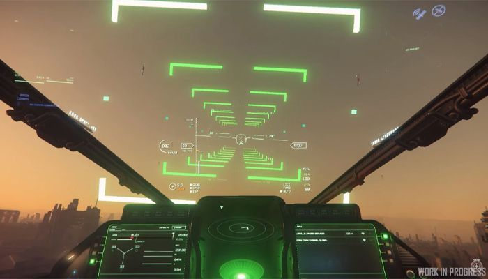 Star Citizen Alpha 3.10 Will Help Make Landing Easier