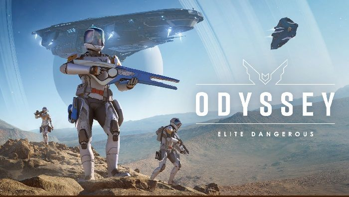 Elite Dangerous: Odyssey Will Not Receive VR Compatibility or Base Building at Launch