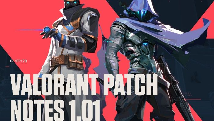 Valorant Patch 1.01 Focuses on Combat and High End PCs