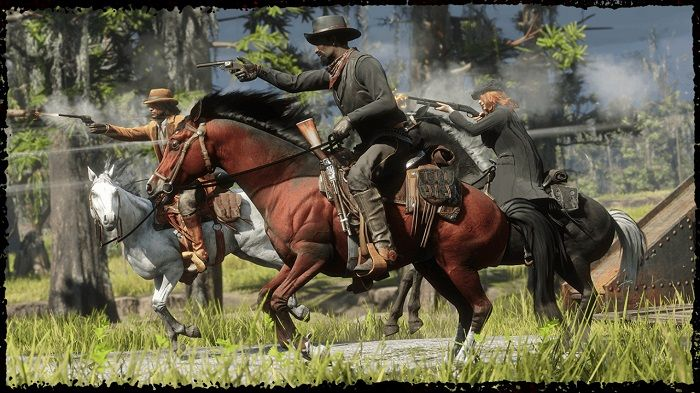 Red Dead Online Features Bonuses and Discounts on Horses