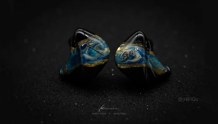 Kinera Announces Freya IEM, Featuring a Whopping 8 Drivers