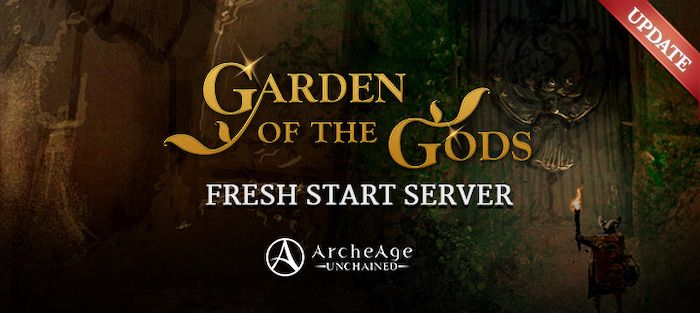 ArcheAge Unchained Provides Update on Availability of Fresh Start Servers