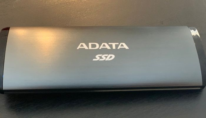 ADATA SE760 External Solid State Drive Review