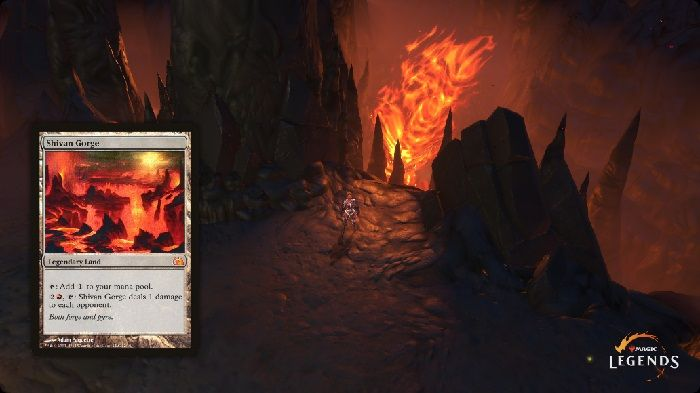 Here's How Arc Games is Bringing Shiv to Life in Magic: Legends