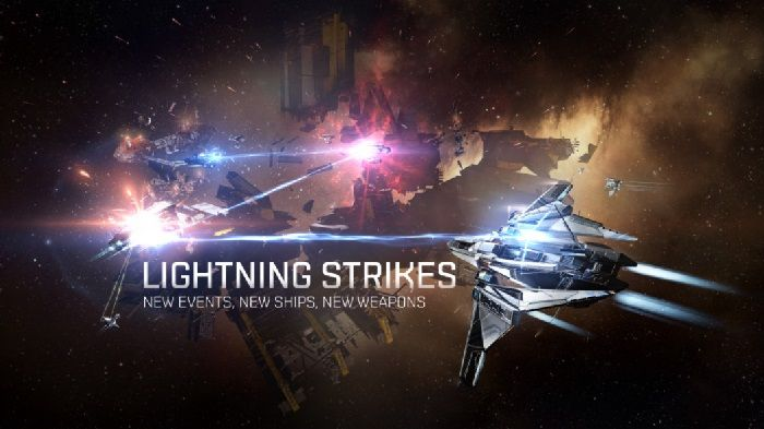 EVE Online's Lightning Strikes Event is Now Live