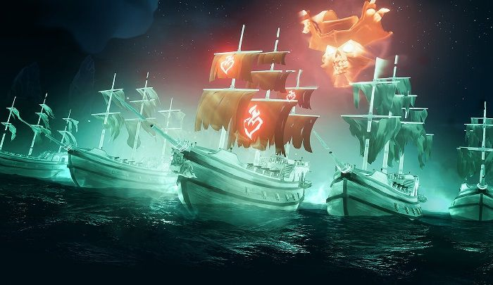 Here's What's New in Sea of Thieves' Haunted Shores