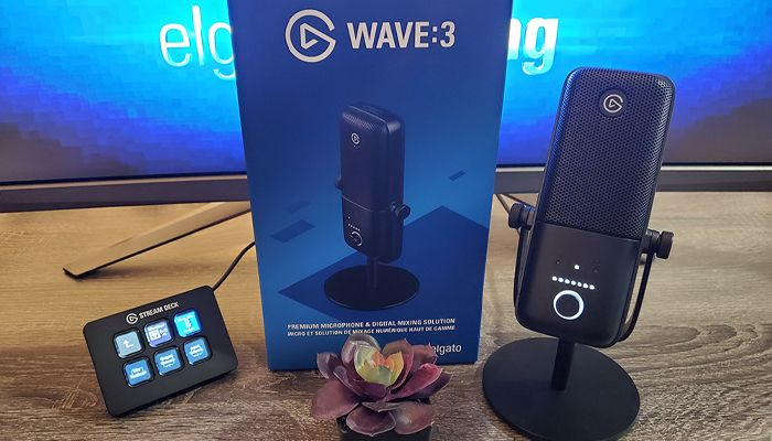 Elgato Wave:3 Microphone Review